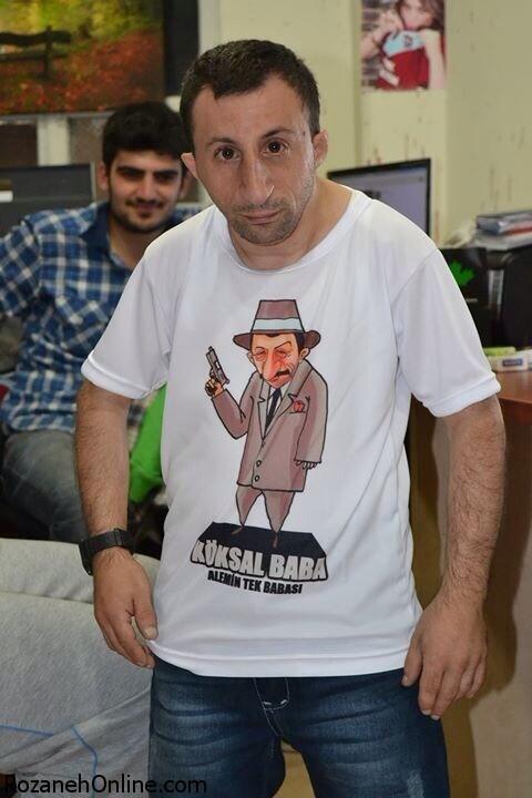 عکس های خنده دار و باحال کوکسل بابا ترکیه ای