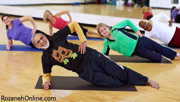 مطالب جدید و موثر درباره کلاس های ورزش گروهی