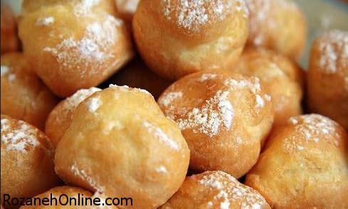 طرز تهیه نان خامه ای خانگی ویژه جشن یلدایی