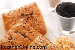 چگونه نانک سیاه دانه و زیره را در منزل تهیه کنیم؟