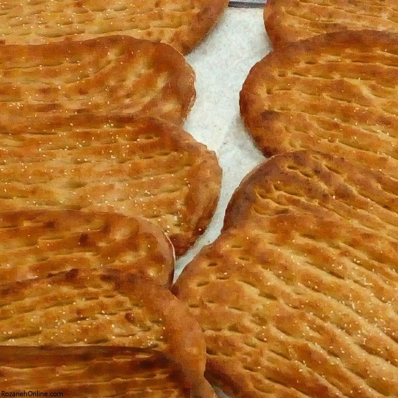 طرز تهیه نان بربری سنتی در منزل