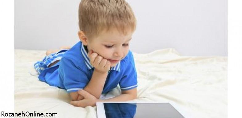 افت کیفیت خواب کودک با تبلت