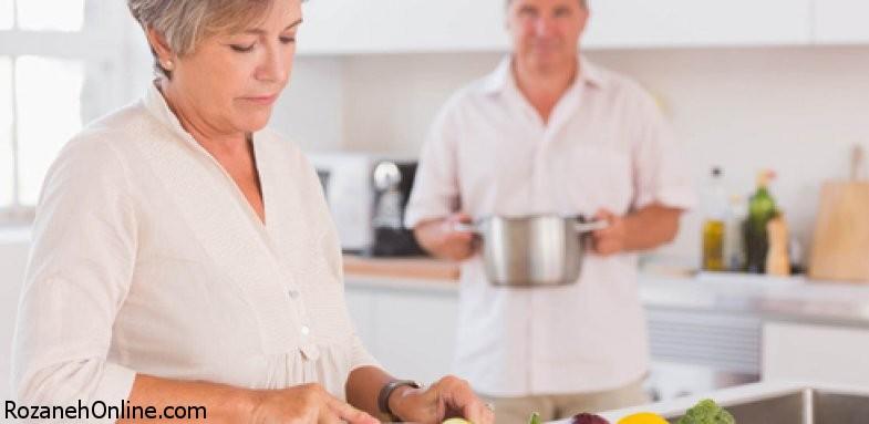 بررسی اضافه وزن در افراد متاهل