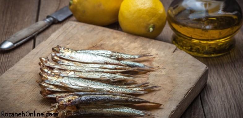 مزایای مصرف ماهی ساردین