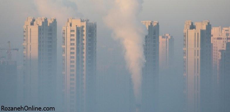 پیامدهای زندگی کردن در محیط آلوده