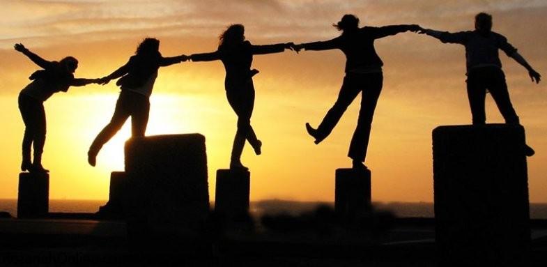 برای افزایش طول عمر دوستان صمیمی خود را ترک نکنید
