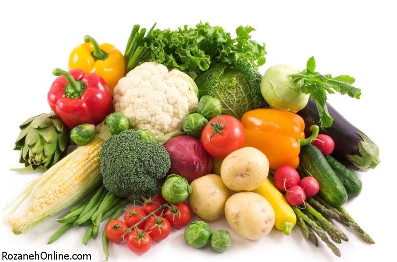 روش سالم نگه داشتن میوه و سبزی های درون یخچال