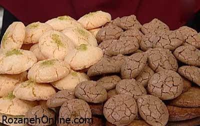 طرز تهیه شیرینی گردویی سنتی ویژه عید نوروز