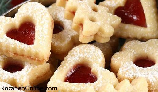 دستور پخت شیرینی مربایی ویژه عید نوروز