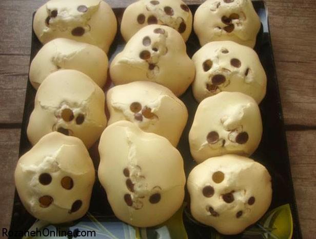آموزش پخت شیرینی پفکی در منزل