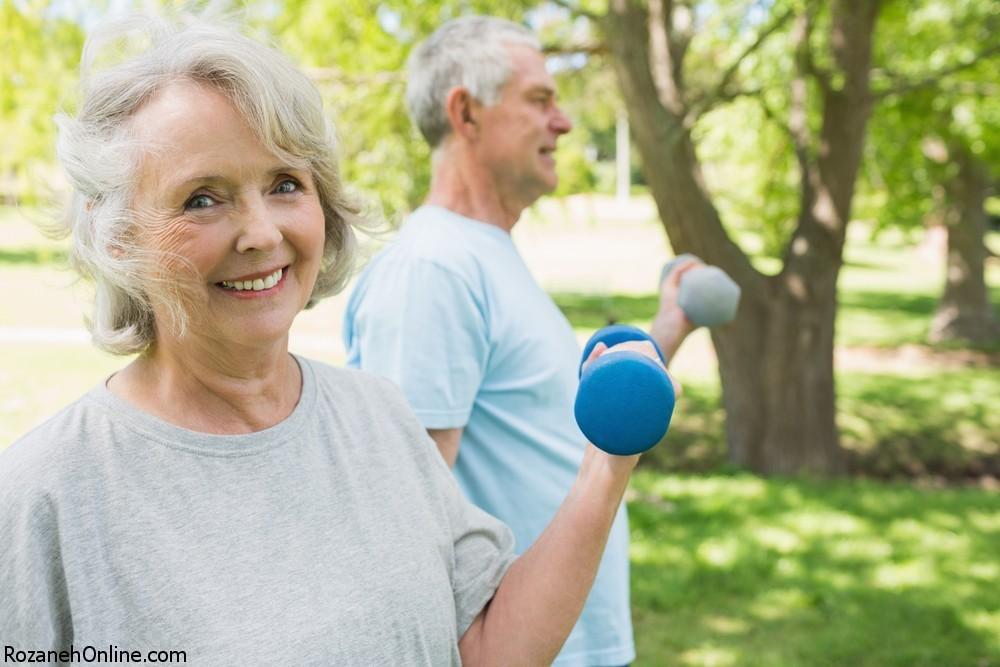 چکار کنیم که سالمندان به کلاس های ورزشی علاقه پیدا کنند؟