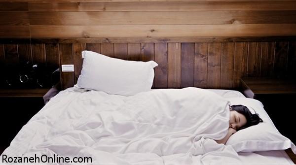 کنترل احساسات برای درمان بی خوابی