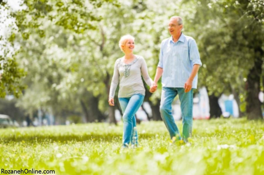 مزایای پیادهروی برای سلامت مردان