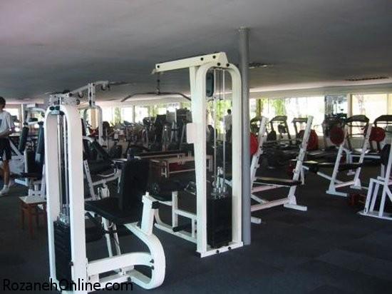 دستگاههای باشگاه ورزشی و مواد مفید برای تازه واردها