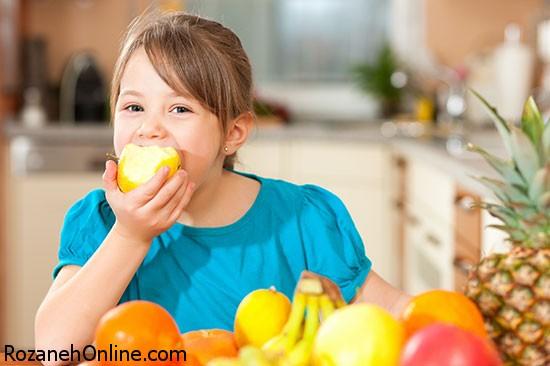 تشویق کردن کودک برای غذا خوردن