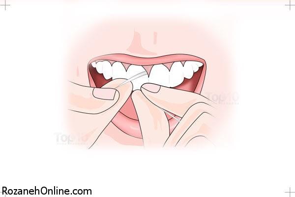 مراحل مسواک زدن صحیح دندان همراه با آموزش تصویری