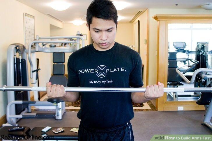 عضله دو و سه  سر بازویی چه کارهایی انجام میدهند