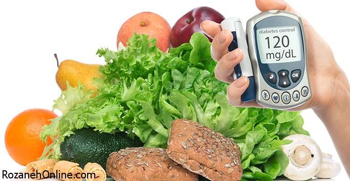 میان وعده های غذایی که به کنترل دیابت کمک میکند