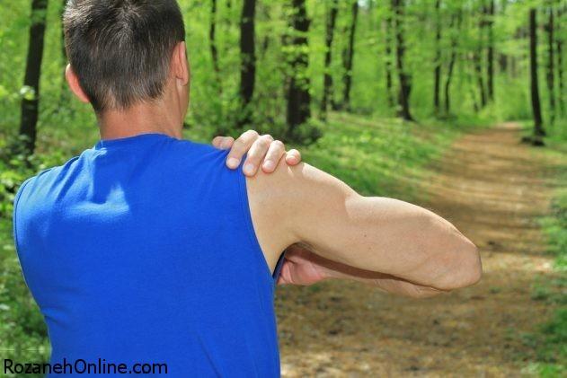 درباره  عضله های ساعد و شانه بیشتر بدانید