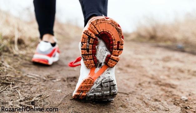 آیا  میتوان با پیاده روی به وزن دلخواه رسید؟