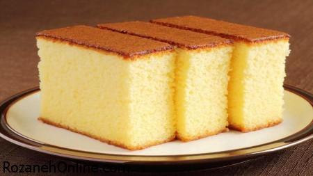 طرز تهیه کیک اسفنجی بسیار نرم با توجه به این نکات