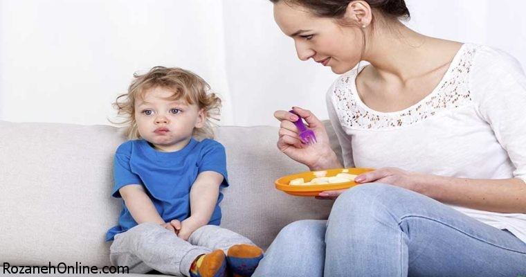 اصول تغذیه کودکان نوپا