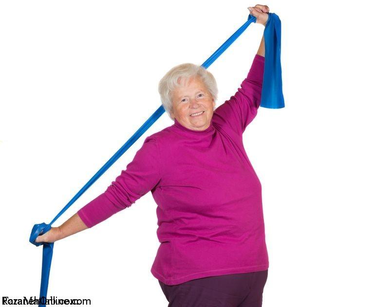 ورزش درمانی برای از بین بردن دردهای گردن