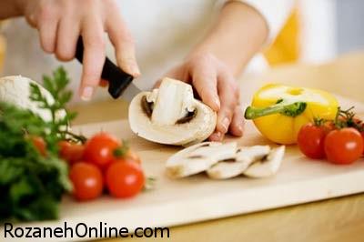جالب ترین ترفندهای آشپزی که نمیدانستید!