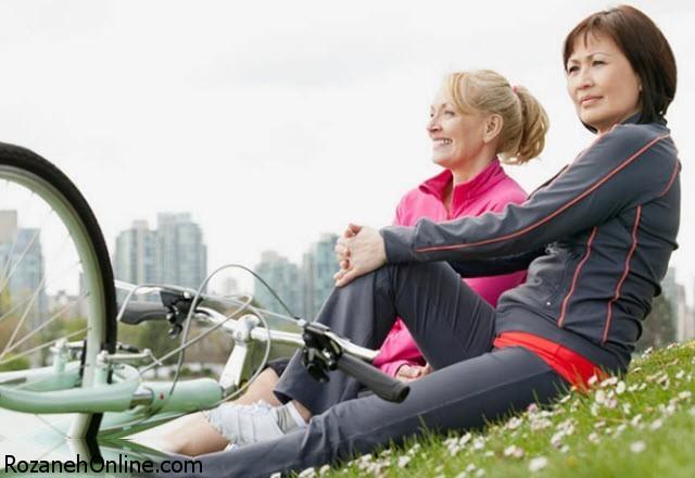 تمرینات قلبی- عروقی برای حفظ سلامتی