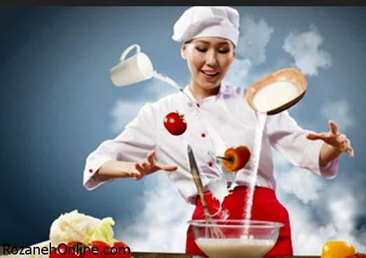 از فوت و فن های آشپزی آشپزان بزرگ چه میدانید؟