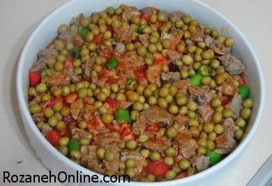 غذاهای تابستانی را با روش جدید زیر طرز تهیه کنید! (2)