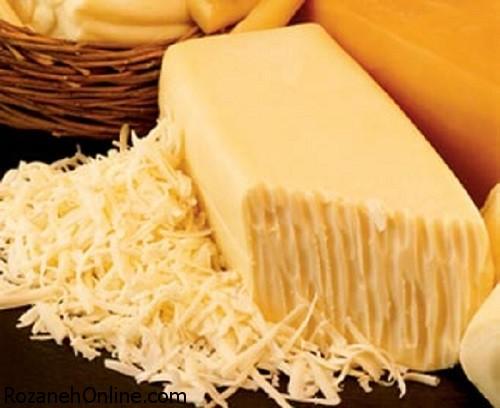 پنیر پیتزا خانگی را در منزل ارزان تر از همه جا تهیه کنید!