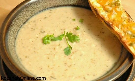درست کردن سوپ های خوش طعم با پخت بسیار آرام