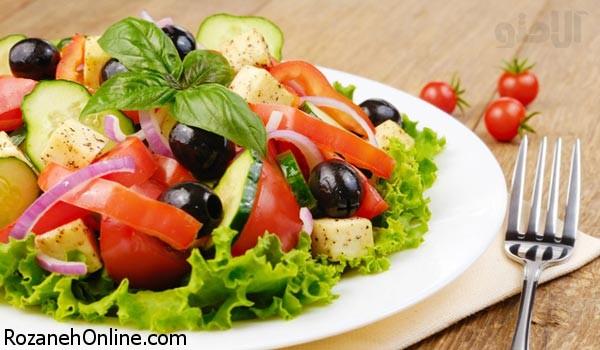 دستور پخت سبزیجات با توجه به 6 روش کاملا متفاوت