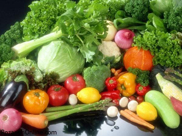 پخت صحیح سبزيجات با انجام این کارهای ضروری