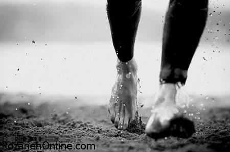 پابرهنه دویدن چه مشکلاتی بوجود می آورد؟