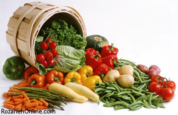 کنسرو کردن سبزیجات در روغن با راه حل زیر
