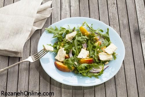 چگونه سالاد نیسواز فرانسوی برای شامتان آماده کنید؟