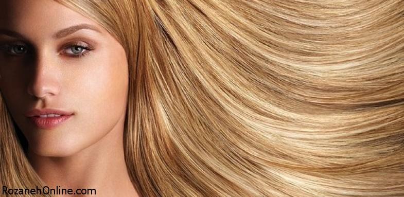 اصول مراقبت از موها