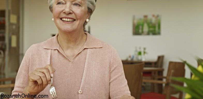 اهمیت پیروی از رژیم غذایی در افراد مسن
