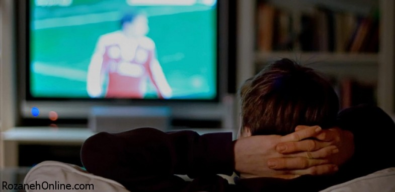 زیاده روی در تماشای طولانی مدت تلویزیون ممنوع