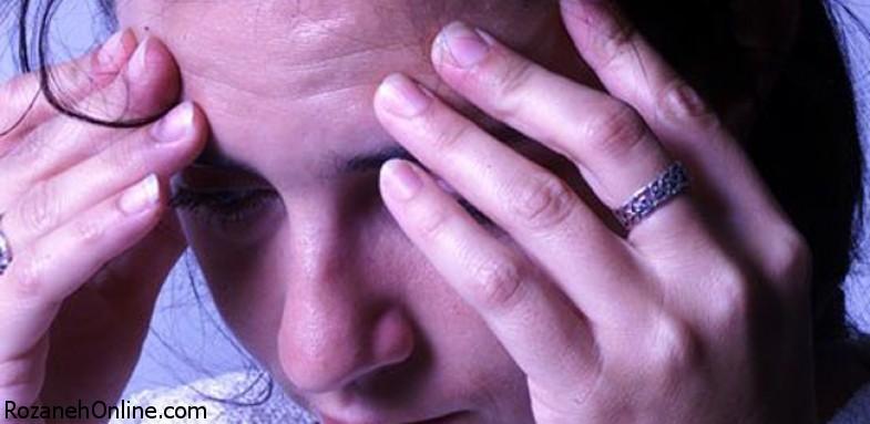 اختلال در عملکرد شناختی با میگرن