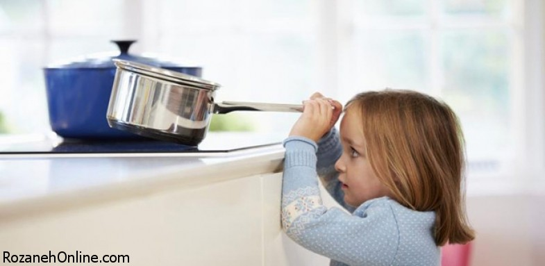 مدیریت چالش و خطرات توسط کودک