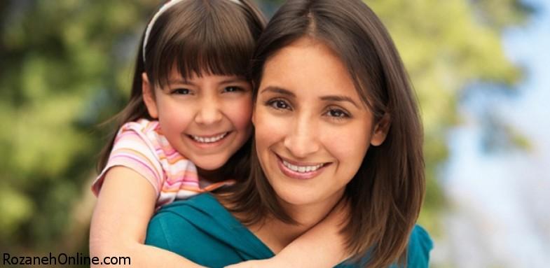 اهمیت حمایت عاطفی مادر برای کودک
