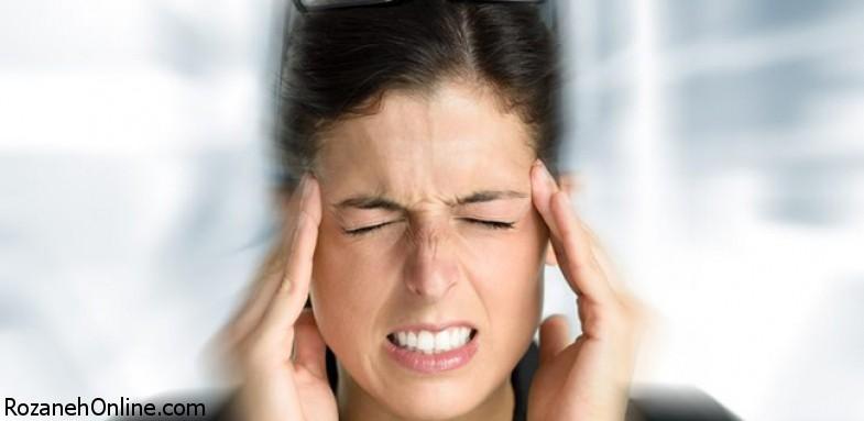 ایجاد سردردهای میگرنی با کاهش هورمون استروژن