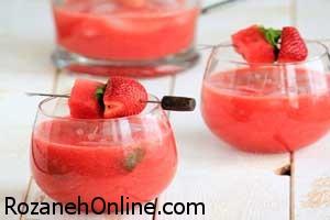 طرز تهیه سرکه هندوانه و استفاده از آن به عنوان سس سالاد