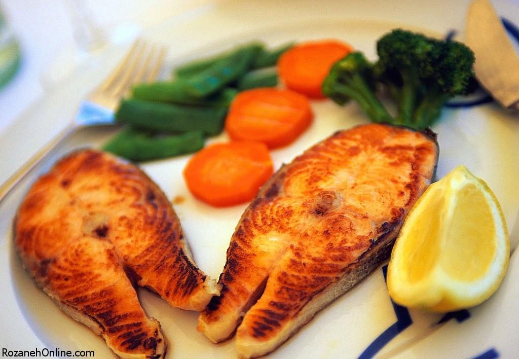 سرخ کردن ماهی با چه روغنی باید انجام شود؟