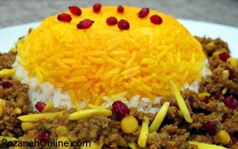 نحوه درست کردن برنج با توجه به رعایت کردن این نکات