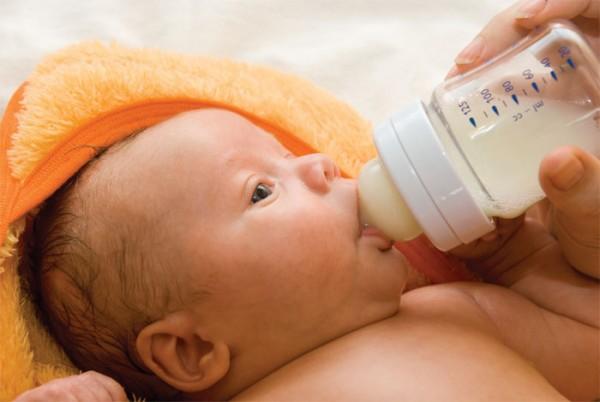 اصول استفاده از شیرخشک برای نوزاد