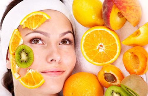 رفع مشکلات پوستی با مصرف ویتامین ها